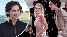 'The King's Timotheé Chalamet on Aussie slang and the 'scene-stealing' Lily-Rose Depp