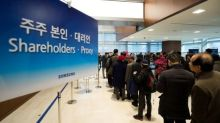 Trade fears loom as Samsung Electronics shareholders approve stock split