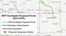 Partners apply for federal permit for PSNC-backed MVP Southgate pipeline
