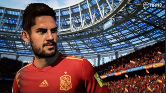 FIFA 18 recibe el Mundial de Rusia con una actualización gratuita