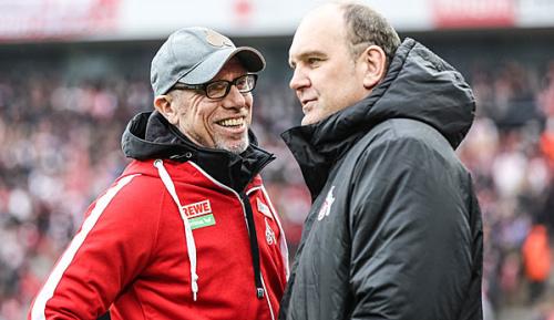 """Bundesliga: Schmadtke: """"Müssen einen Sprint einlegen"""""""
