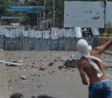 Two killed as Venezuela aid showdown turns violent