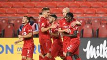 Laryea puts on a show as Toronto FC rallies to down league-leading Columbus 3-1