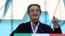 Il Governatore della Lombardia deciso a non farsi da parte