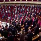 French lawmakers observe silence for Nice victims