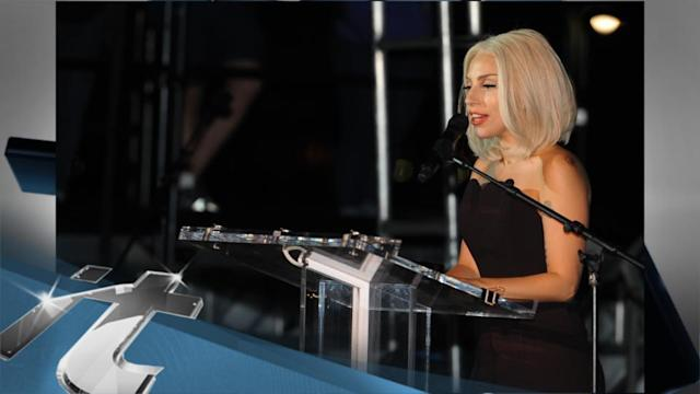 Lifestyle News Pop: Lady Gaga Wows NYC Pride Event With A Capella Version Of The National Anthem