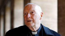 Former U.S. Cardinal McCarrick defrocked over sex abuse allegations