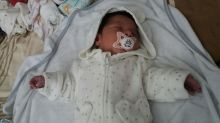 Girl born on bus 12 minutes after arriving at service station