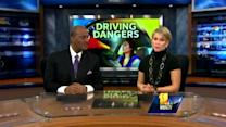 Teens learn safe driving skills