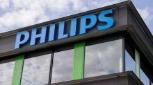 Philips aumenta el beneficio menos de lo previsto y lo achaca a las divisas