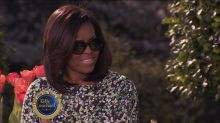 Michelle Obama Disagrees with Daughters Being Called Influential