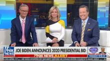 Biden 2020: 'Fox & Friends' and 'The View' have very different reactions