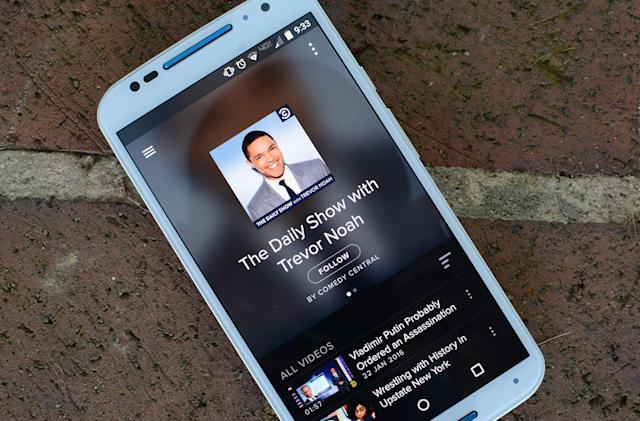Spotify video streaming rolls out to Android users