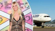 Tara Reid kicked off flight for 'customer disturbance'