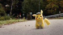 Ryan Reynolds takes the lead in the new 'Detective Pikachu' trailer