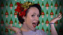Festive fascinators spruce up any Christmas wardrobe, says retro enthusiast