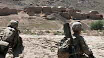 Five American Troops killed by IED in Afghanistan