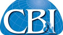 CB&I To Report First Quarter 2018 Financial Results on April 23