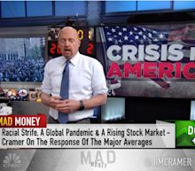 'At the end of the day, the market has no conscience.' CNBC's Jim Cramer: 'Nobody is investing to make the world a better place'