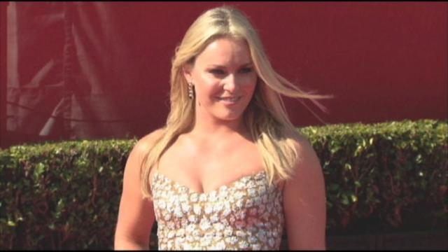 Lindsey Vonn Reveals Insecurities About Her Weight