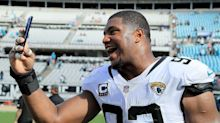 Why Baltimore Ravens' Calais Campbell is eager to play on 'wise and old' defensive line