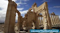 Islamic State Gains Strategic and Cultural Treasure