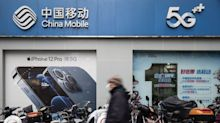China Mobile ConsidersA-Share Listing After U.S. Removal