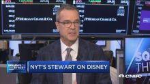 New York Times' Jim Stewart: What Disney's high-profile d...