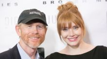 Bryce Dallas Howard on Growing Up With Ron Howard as Her Dad: 'A Best Case Scenario'