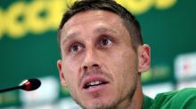 Milligan condemns abuse towards Socceroos teammate