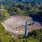 The Arecibo Observatory's telescope has collapsed