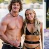 Bachelor fans lose it over Cass' tiny bikini