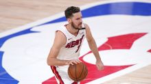Report: Heat's Goran Dragic out for must-win Game 5 vs. Lakers