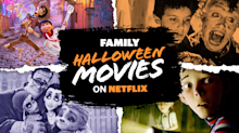 Best family Halloween movies streaming on Netflix