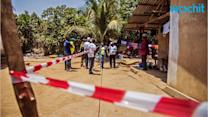 Police Fire Tear Gas on Crowd During Sierra Leone Ebola Lockdown