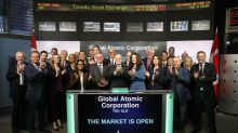 Global Atomic Corporation Opens the Market