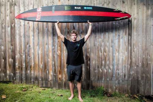 Liga Mundial de Surfe divulga finalistas ao prêmio de Vaca do Ano