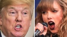 An Old Video Of Donald Trump Listening To Taylor Swift's 'Blank Space' Is Going Viral