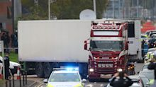 Essex Lorry Deaths: Man, 36, Arrested On Suspicion Of Manslaughter