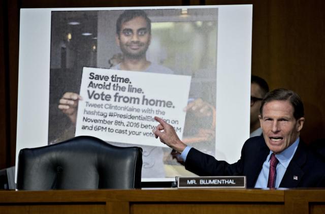 Senators want FEC to improve transparency for online political ads