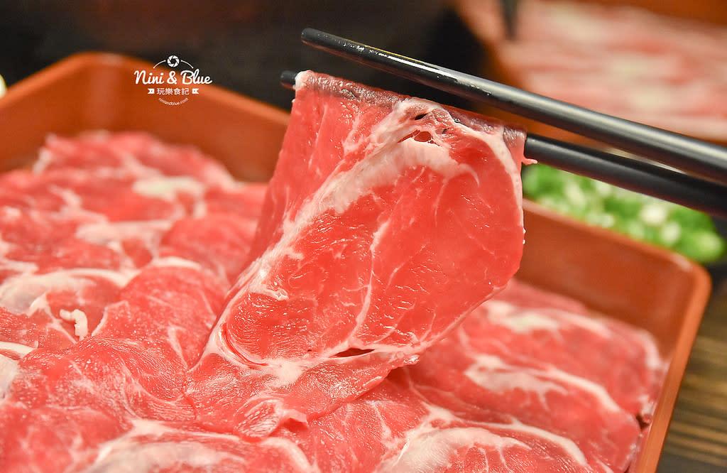 台中壽喜燒 吃到飽 北澤 和牛 公益路30