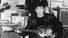 Paul McCartney letter up for auction reveals the pre-fame 'debt' he settled decades later