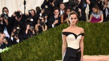 Emma Watson's Met Gala Outfit Was Made Entirely Out Of Plastic Bottles