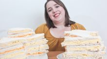 Mum with extreme 'food phobia' has lived off cheese sandwiches for nearly 30 years