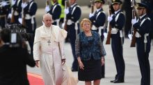Pope voices nuclear war concerns at he begins Latin America trip