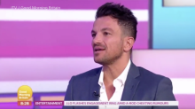 Peter Andre left furious by Piers Morgan on 'GMB' as he's forced to talk about Katie Price