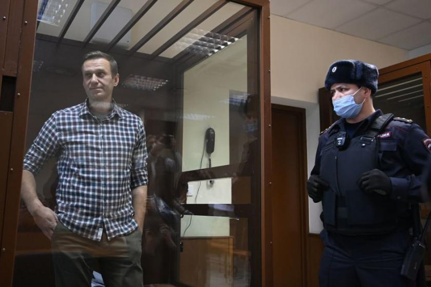 Russian court rejects Navalny appeal, setting up potential transfer to penal colony