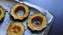 This Honey and Curry-Roasted Acorn Squash Is the Perfect Fall Side Dish