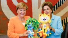 2 - Merkel estende negociações para formar coalizão até domingo