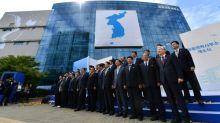 Executivos da Samsung, LG e SK farão parte de delegação sul-coreana que irá a Pyongyang